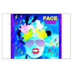 X-Ray Drag Diva SisterFace Large Poster