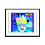 X-Ray Drag Diva SisterFace Framed Panel Print