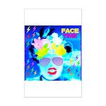 X-Ray Drag Diva SisterFace Mini Poster Print