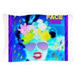 X-Ray Drag Diva SisterFace Pillow Case