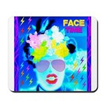 X-Ray Drag Diva SisterFace Mousepad