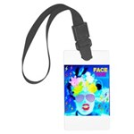 X-Ray Drag Diva SisterFace Large Luggage Tag