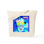 X-Ray Drag Diva SisterFace Tote Bag