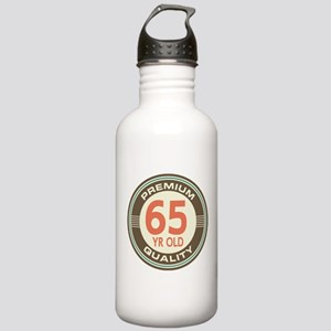 65th Birthday Vintage Stainless Water Bottle 1.0L