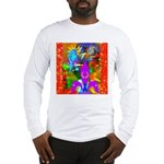 Science Disco Cupid Long Sleeve T-Shirt