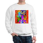 Science Disco Cupid Sweatshirt