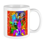 Science Disco Cupid Mug