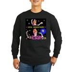 Diva Minister, Music Is My Bible Long Sleeve Dark
