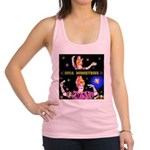 Diva Minister, Music Is My Bible Racerback Tank To