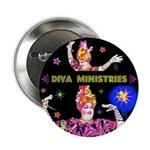 "Diva Minister, Music Is My Bible 2.25"" Button"
