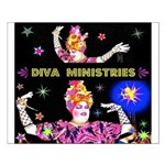 Diva Minister, Music Is My Bible Small Poster