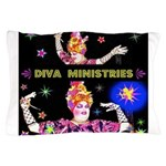 Diva Minister, Music Is My Bible Pillow Case