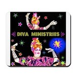 Diva Minister, Music Is My Bible Mousepad