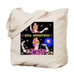 Diva Minister, Music Is My Bible Tote Bag