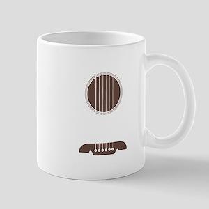 Guitar Strings Mug