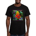 Hawaiian Torch Heliconia & Butterflies Men's Fitte