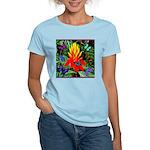 Hawaiian Torch Heliconia & Butterflies Women's Lig