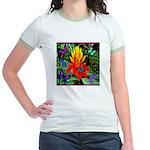 Hawaiian Torch Heliconia & Butterflies Jr. Rin