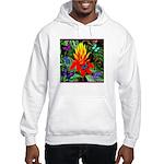 Hawaiian Torch Heliconia & Butterflies Hooded