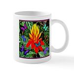 Hawaiian Torch Heliconia & Butterflies Mug