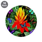 Hawaiian Torch Heliconia & Butterflies 3.5&quo