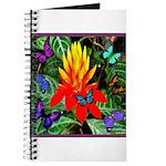 Hawaiian Torch Heliconia & Butterflies Journal