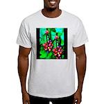 Mystic Hawaiian Banana Flower Light T-Shirt