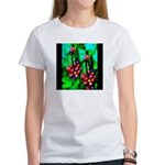 Mystic Hawaiian Banana Flower Women's T-Shirt