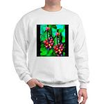 Mystic Hawaiian Banana Flower Sweatshirt