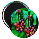 Mystic Hawaiian Banana Flower Magnet