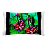 Mystic Hawaiian Banana Flower Pillow Case