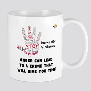 Domestic violence Mugs