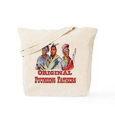 Original Founding Fathers Tote Bag