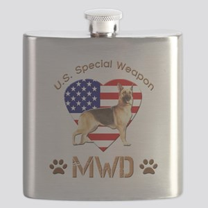 U.S. Special Weapon MWD Flask