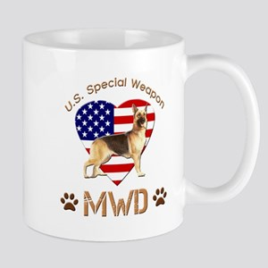 U.S. Special Weapon MWD Mug