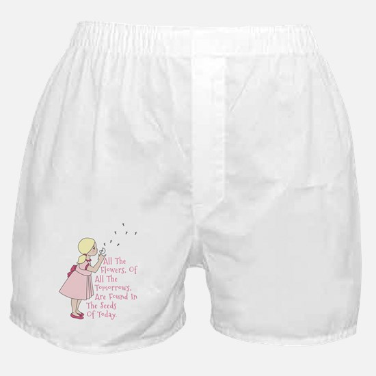 Seeds Of Today Boxer Shorts
