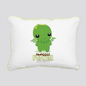 Cthulhu Rectangular Canvas Pillow