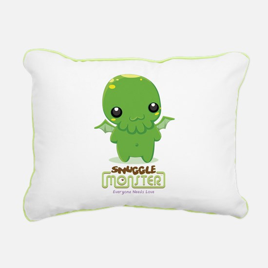 Cthulhu Rectangular Canvas Pillow