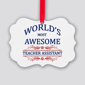 World's Most Awesome Teacher's Assistant Picture O