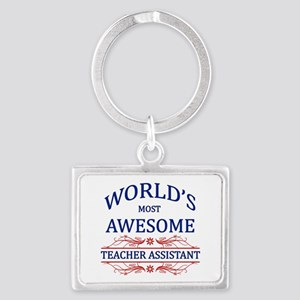 World's Most Awesome Teacher's Assistant Landscape