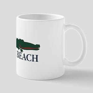 St. Pete Beach - Alligator Design. Mug