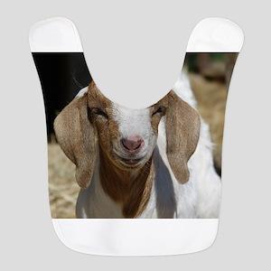 Cutie Kid Goat Polyester Baby Bib