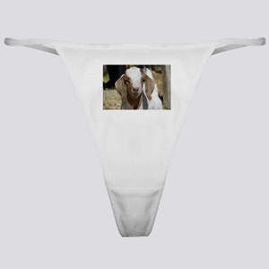 Cutie Kid Goat Classic Thong