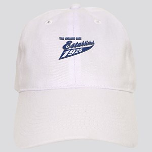 Established in 1926 Cap