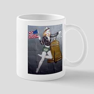 1 Military Pin Ups Mug
