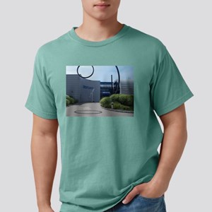 Groton Submarine Museum Mens Comfort Colors Shirt