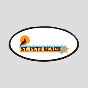 St. Pete Beach - Beach Design. Patches