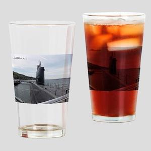 The Nautilus Drinking Glass