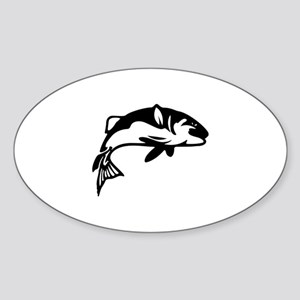 big trout Sticker