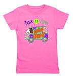 Groovy Van Girl's Tee